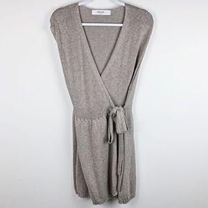 ANTHRO✨Sparrow Wrap Sweater Dress sz M